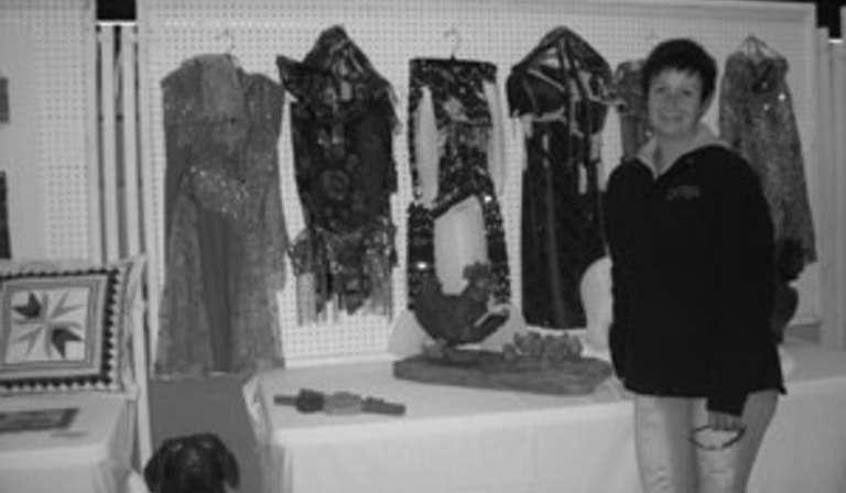 Exposition des artistes et artisanes du clercle des fermières