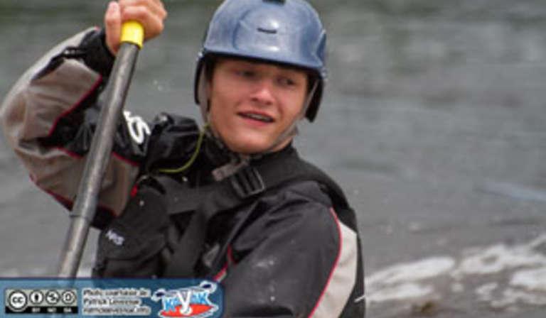 Kayak : Jonathan Boily se mesurera aux meilleurs au monde