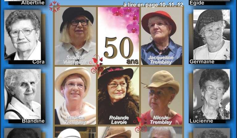 50 ans de l'Afeas