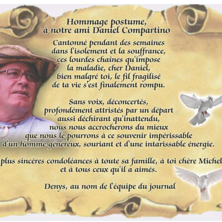 Hommage posthume