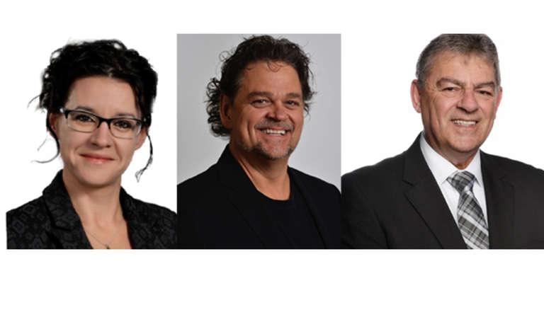 Candidats aux élections