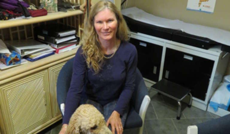 Un rendez-vous avec le docteur Élisabeth Stumpf