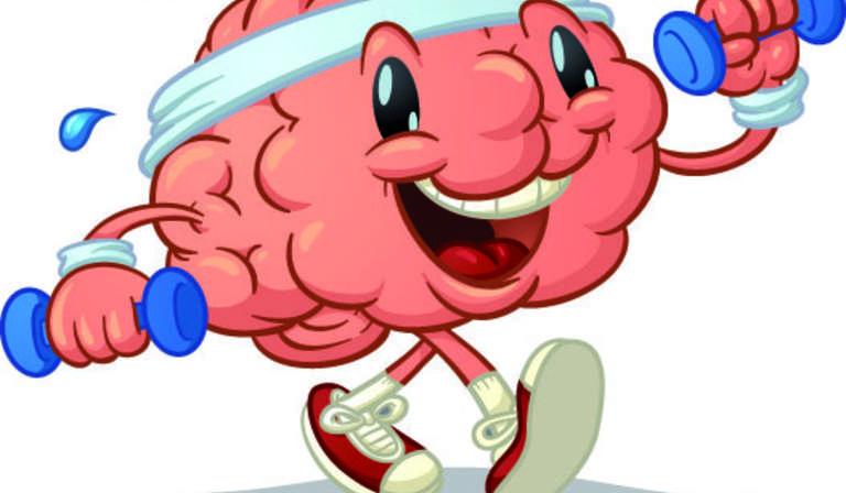 Réaction de cerveau