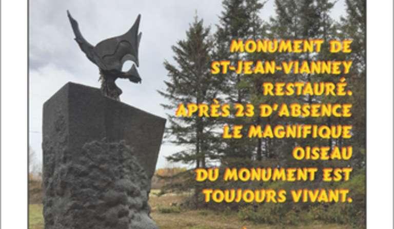 Monument de St-Jean-Vianney