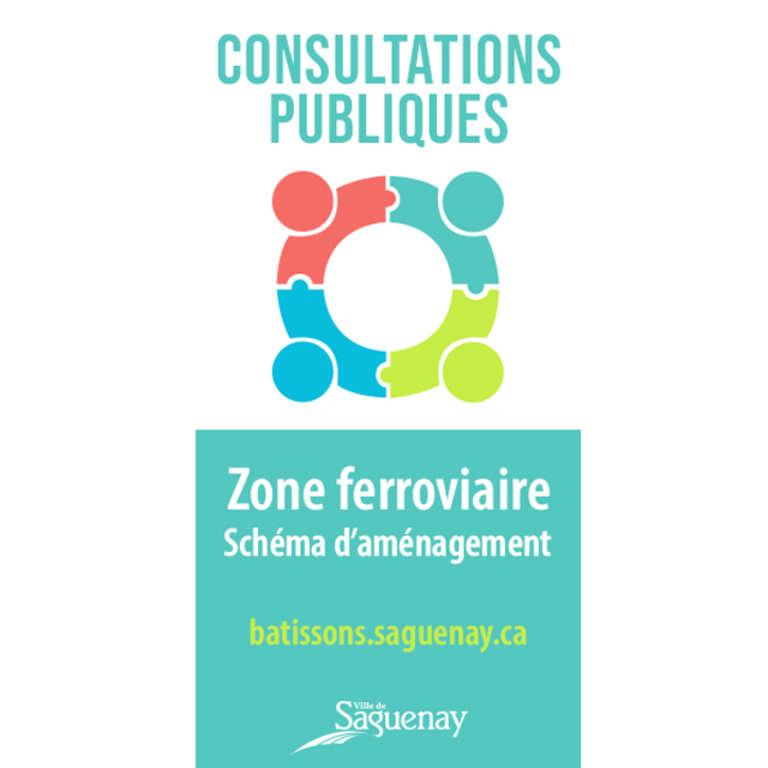 Consultations publiques Ville de Saguenay