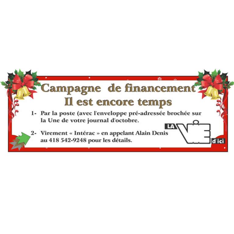Campagne La Vie d'Ici