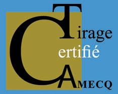 Tirage Certifié Ameqc
